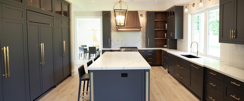 Custom Kitchen Cabinets Newmarket, Kitchen Cabinets Aurora Ontario